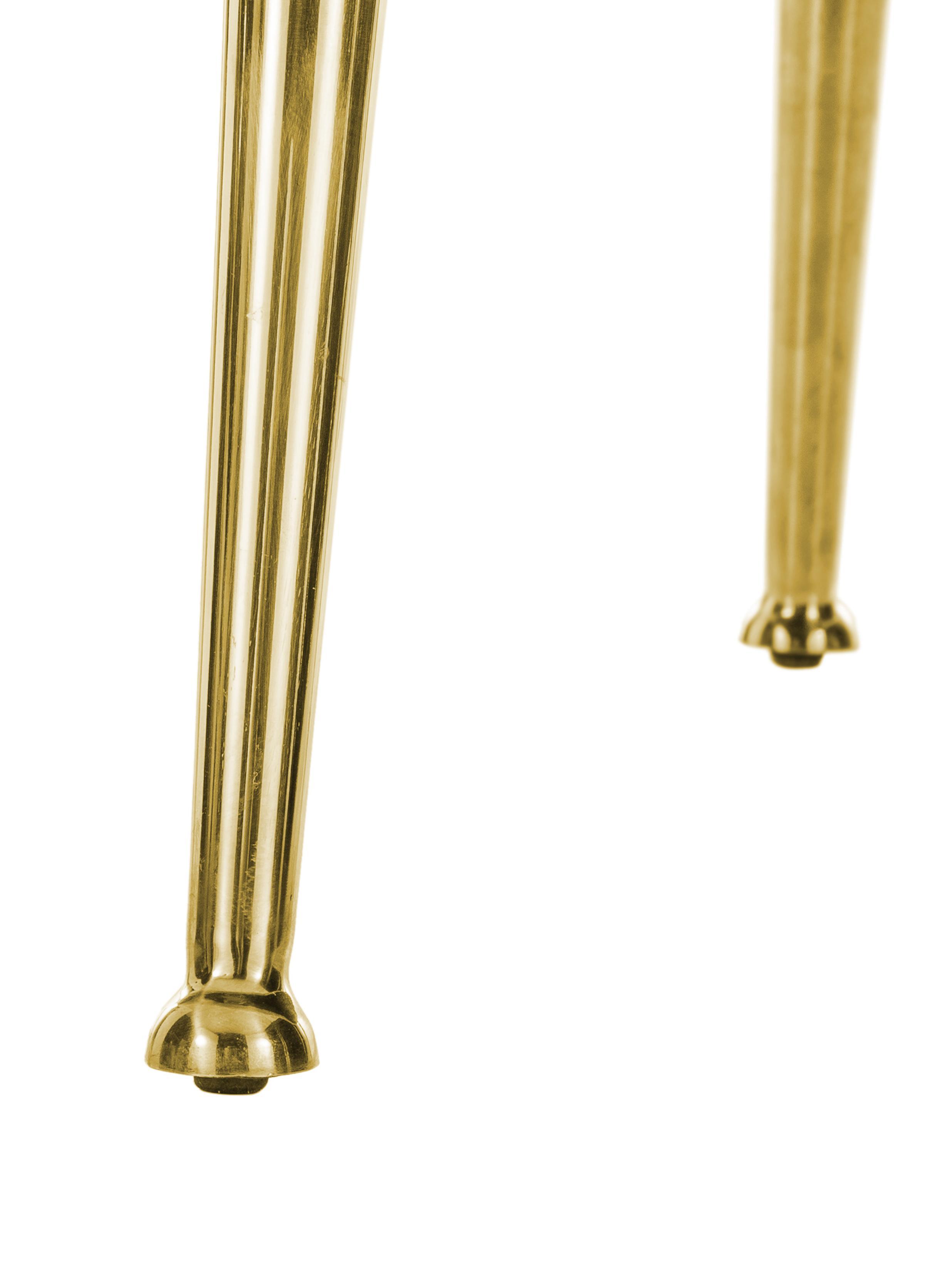 Samt-Cocktailsessel Cara, Bezug: Samt (Polyester) 50.000 S, Gestell: Massives Birkenholz, Span, Füße: Metall, beschichtet, Samt Hellrosa, B 81 x T 78 cm