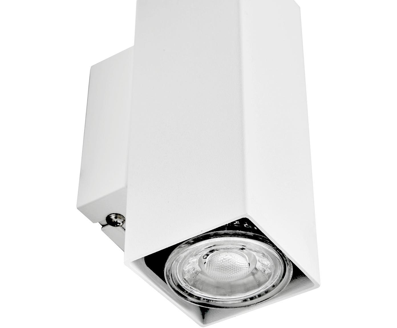 Applique LED Peter, Blanc