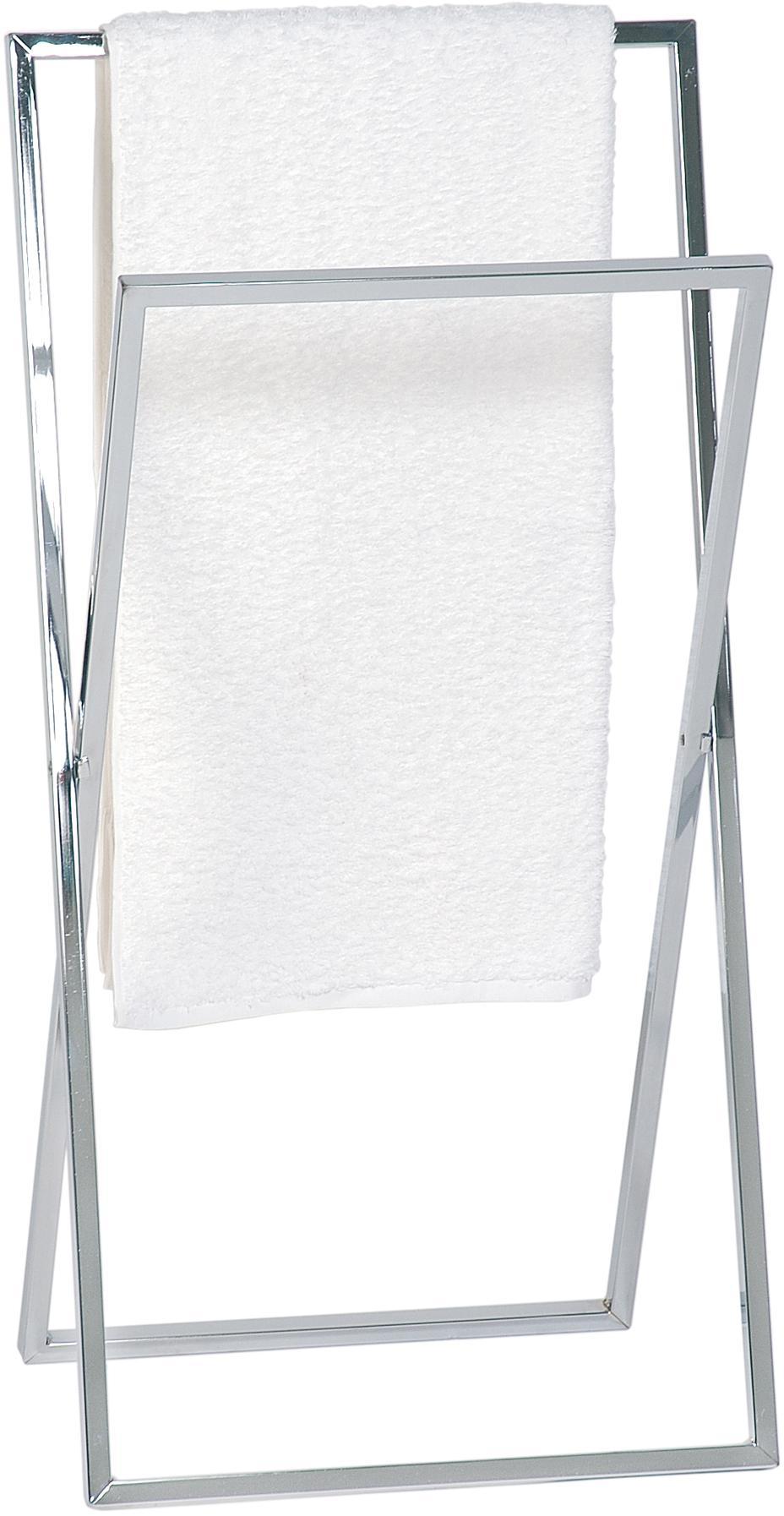Portasciugamani Brentford, Metallo, Metallo, Larg. 45 x Alt. 89 cm