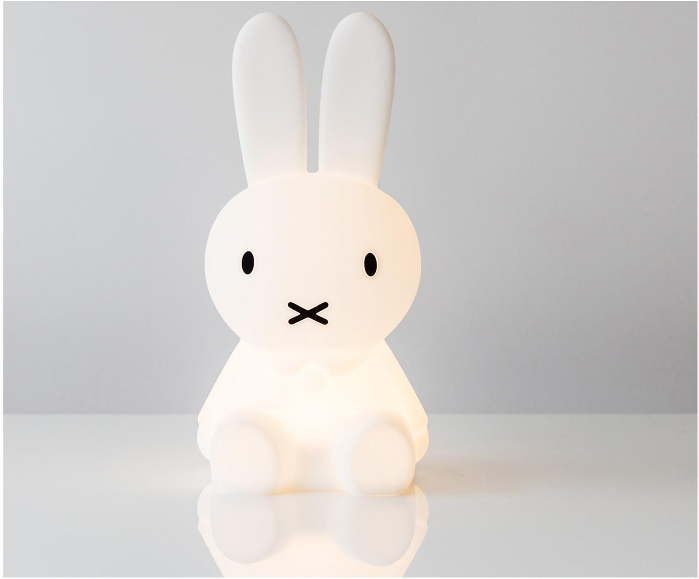 LED tafellamp Nijntje First Light, Siliconen, vrij van BPA, Wit, 15 x 30 cm