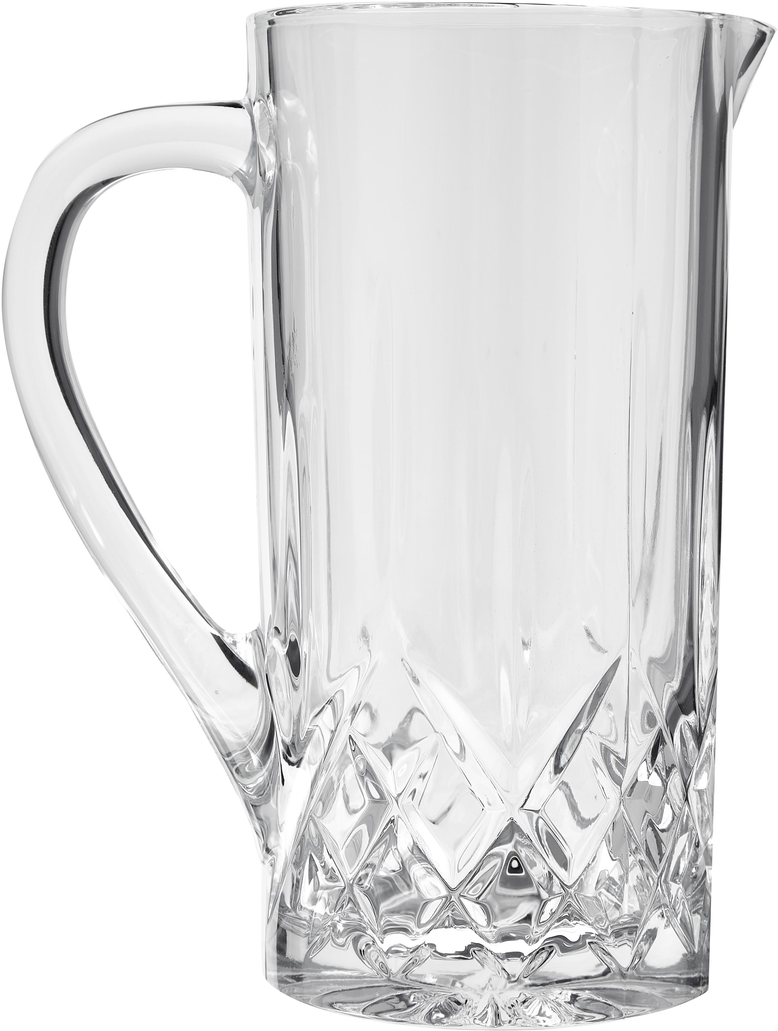 Caraffa in cristallo Opera, Cristallo Luxion, Trasparente, 1.2 L