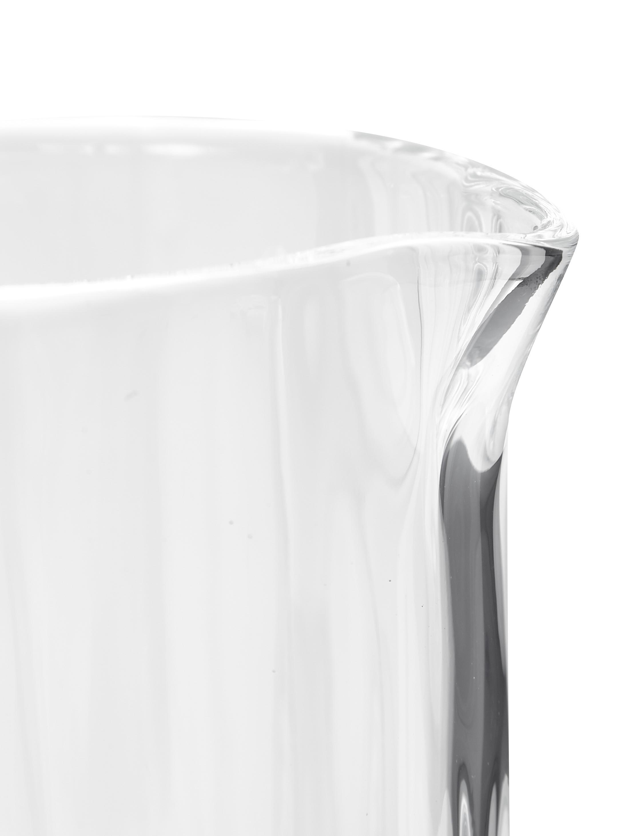 Jarra de cristal Opera, Cristal Luxion, Transparente, 1.2 L
