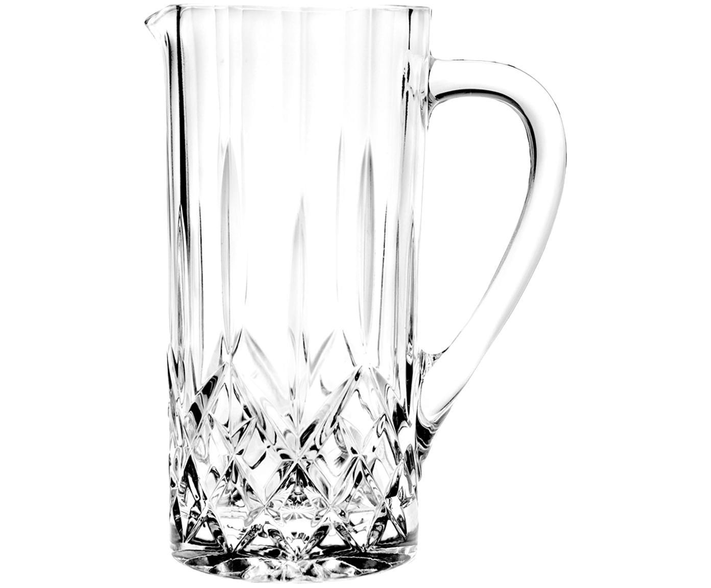 Kristallen karaf Opera, Luxion-kristalglas, Transparant, 1.2 L