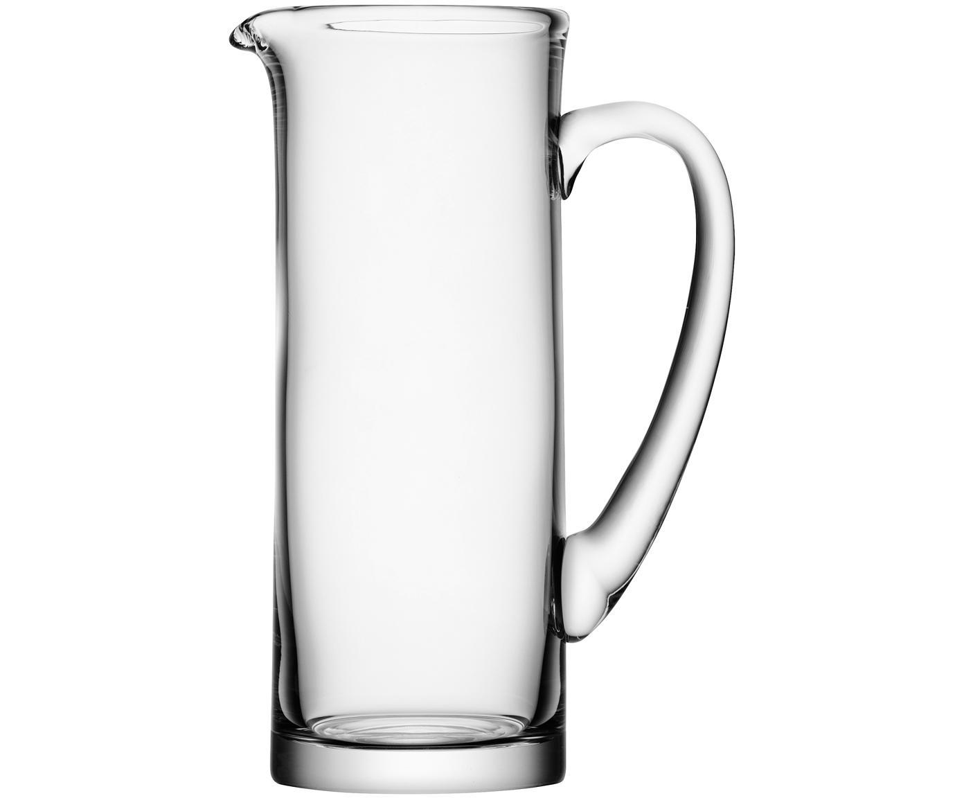 Caraffa Basis, Vetro, Trasparente, 1.5 L