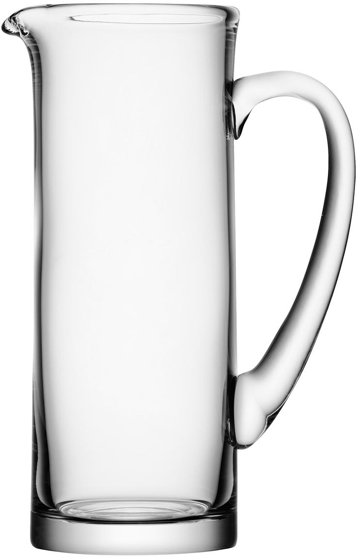 Caraffa in vetro Basis, Vetro, Trasparente, 1.5 L