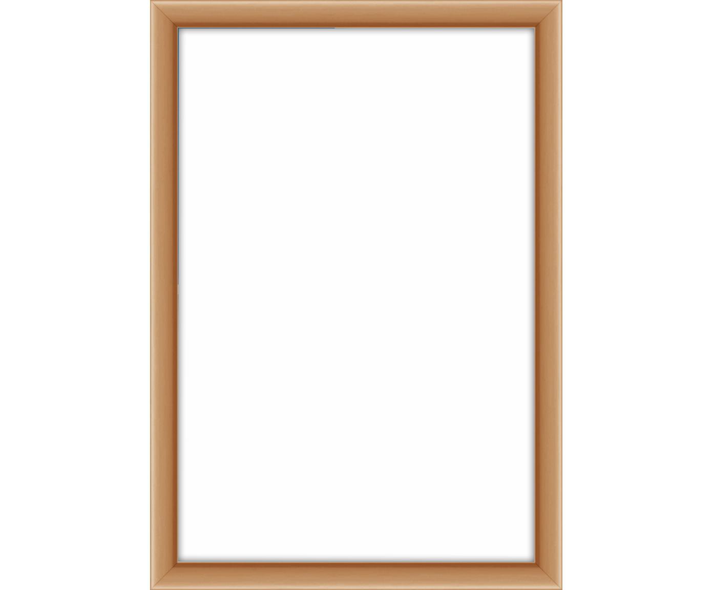 Ramka na zdjęcia Accent, Odcienie miedzi, 13 x 18 cm