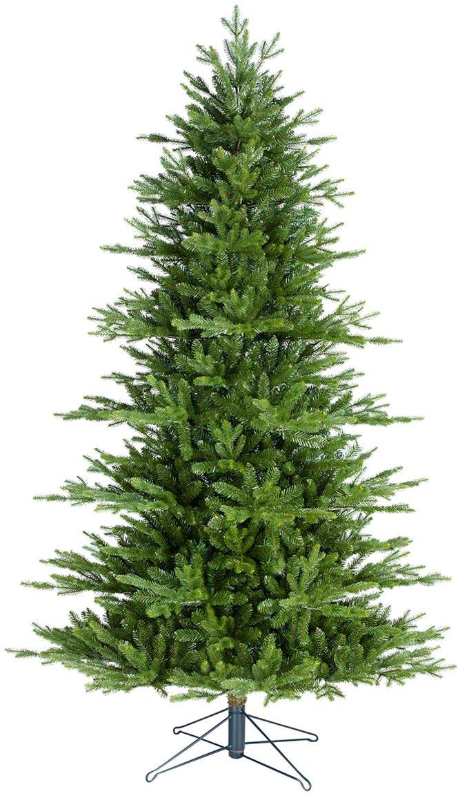 Albero di Natale artificiale Macallan, Verde, Ø 127 x Alt. 185 cm