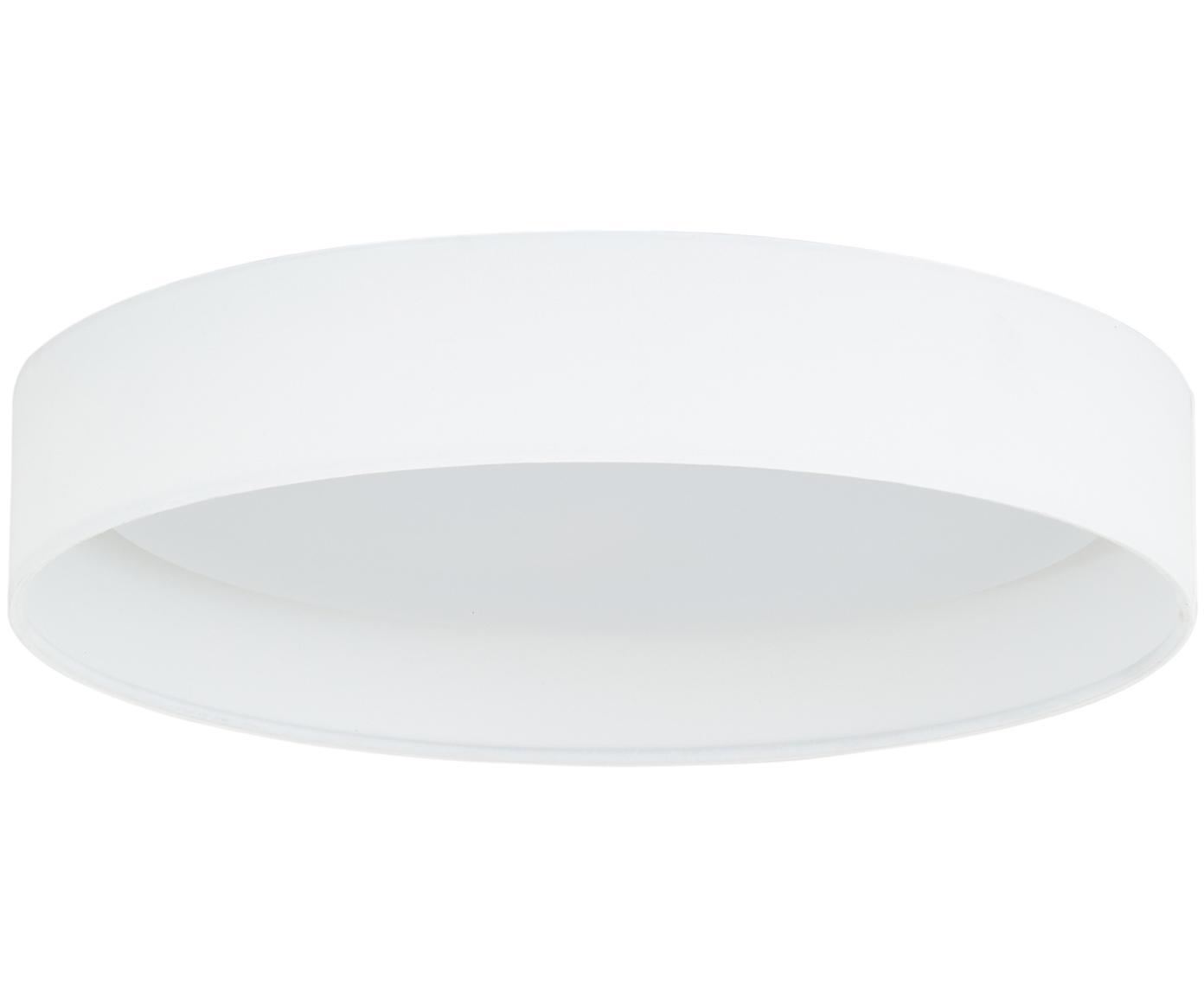 Plafoniera a LED Helen, Struttura: metallo, Bianco, Ø 35 x Alt. 7 cm
