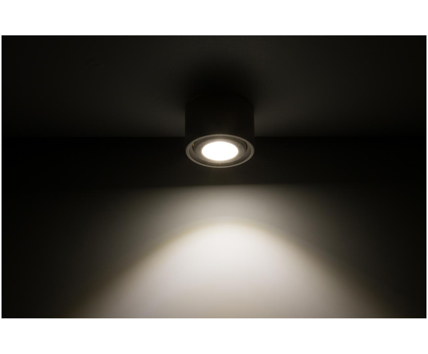 Lampa spot LED Anzio, Biały, Ø 8 x W 5 cm