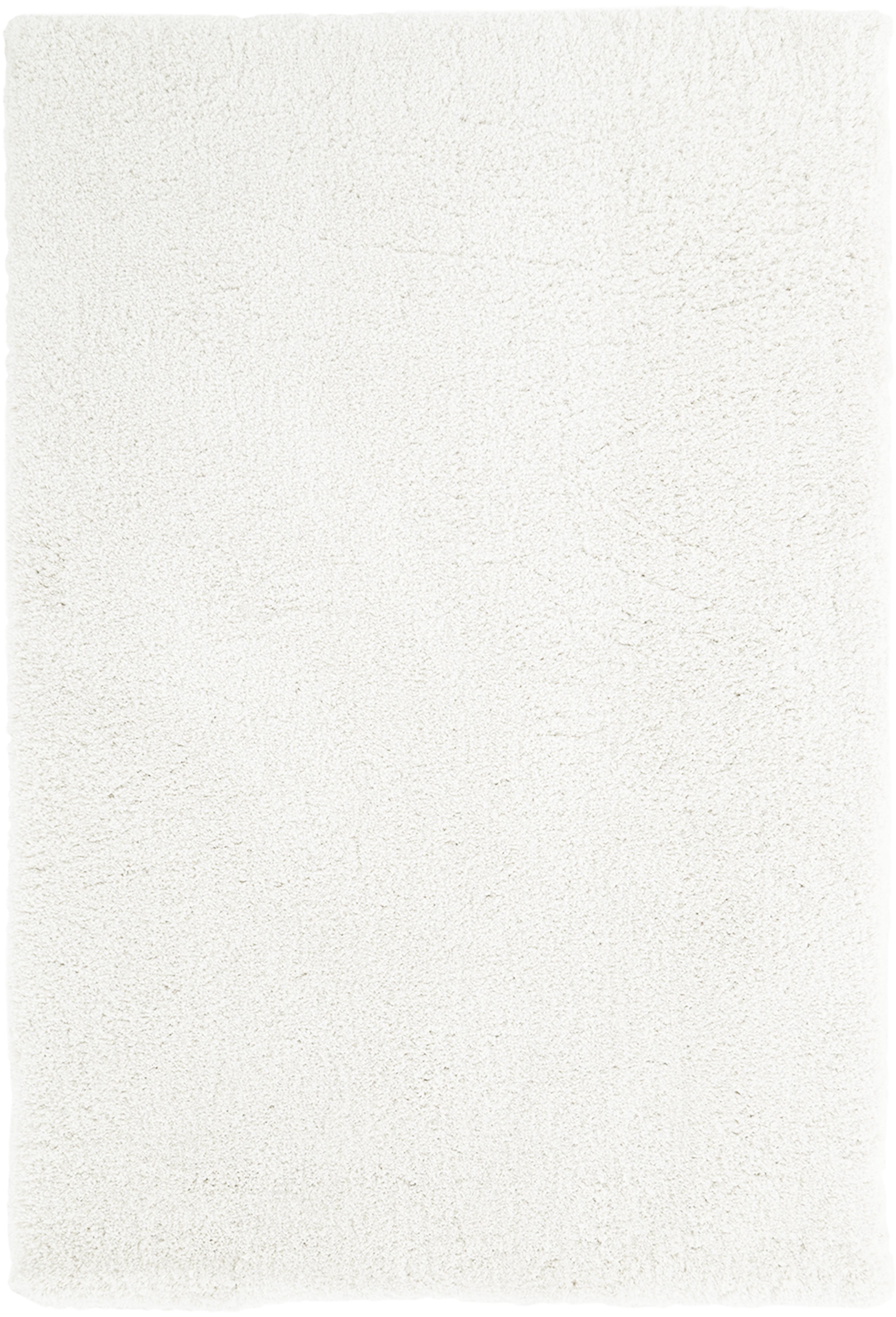 Puszysty dywan z wysokim stosem Leighton, Kremowy, S 120 x D 180 cm