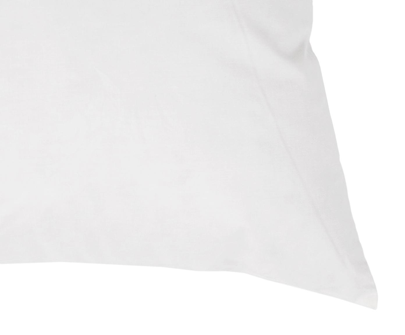 Kissen-Inlett Comfort, 40x60, Feder-Füllung, Weiss, 40 x 60 cm