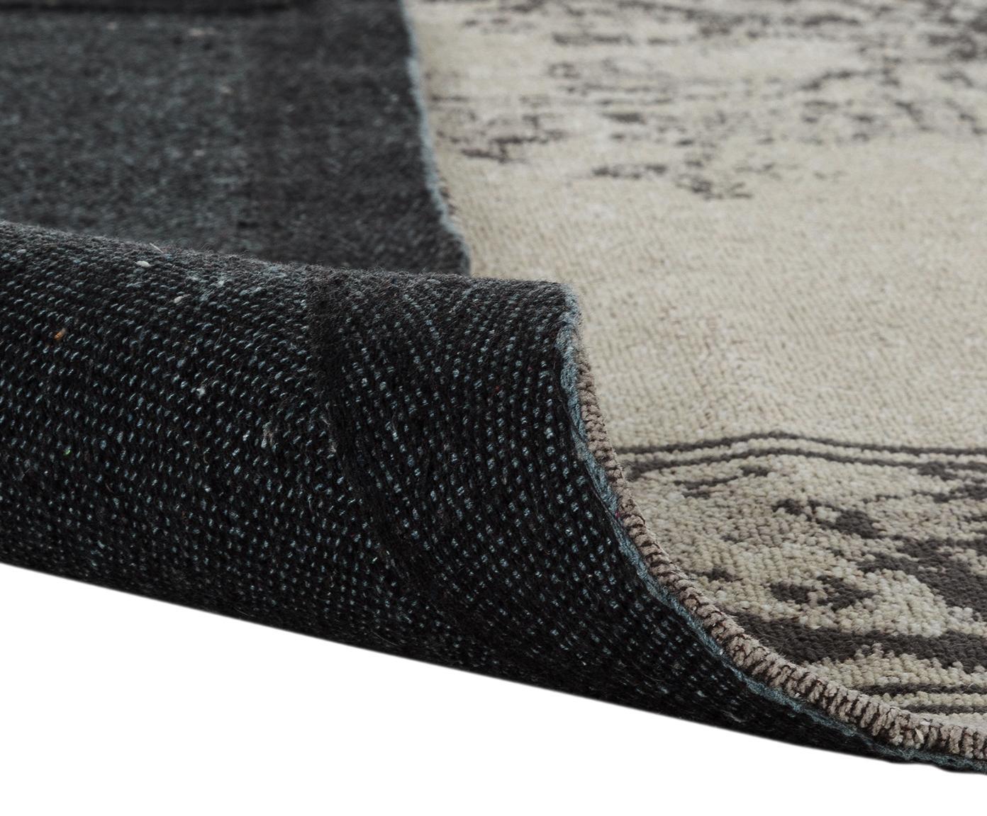 Dywan szenilowy Touch, Szary, D 180 x S 120 cm