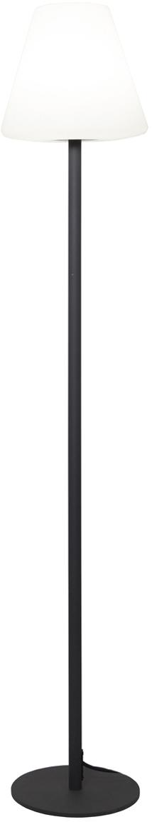 LED Aussenstehleuchte Gardenlight, Weiss, Anthrazit, Ø 28 x H 150 cm