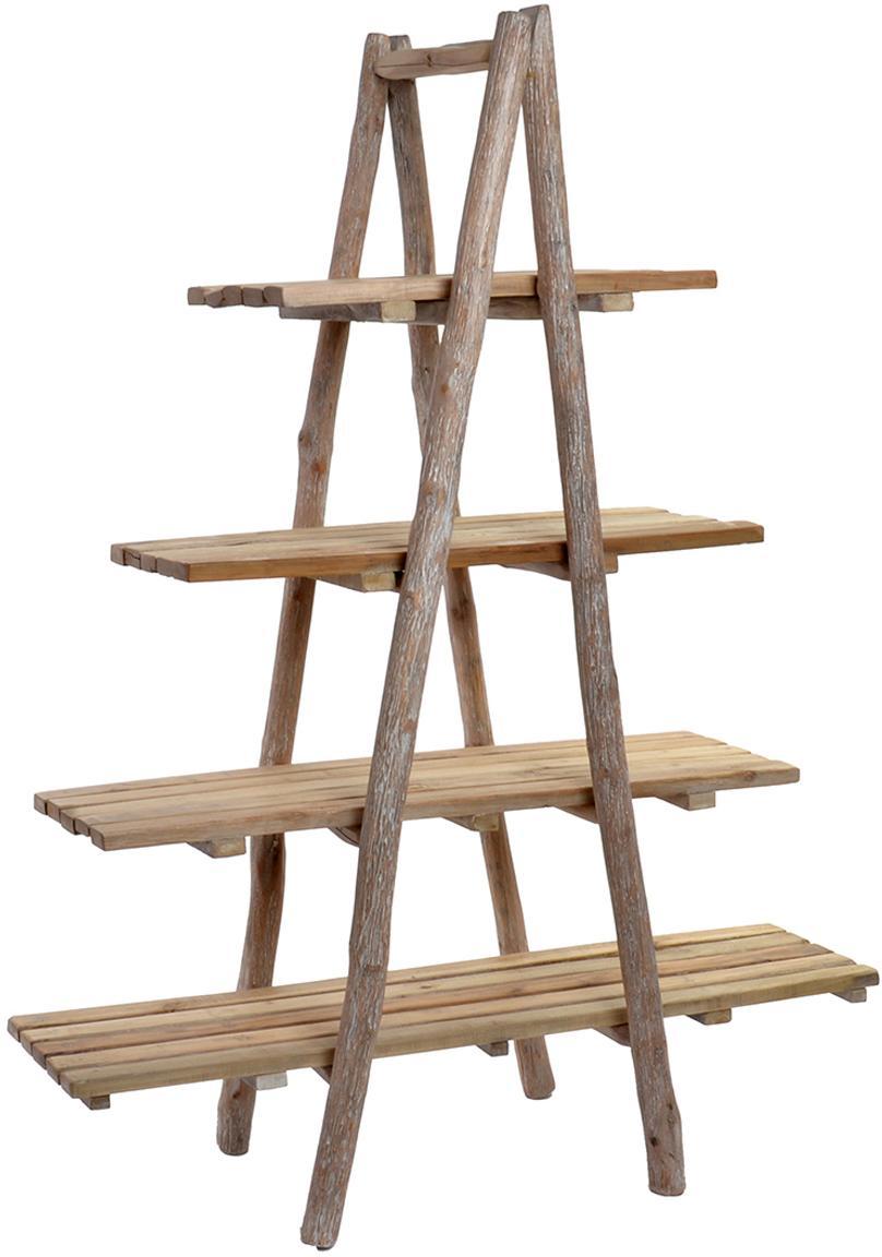 Estantería Boards, Beige, An 120 x Al 165 cm