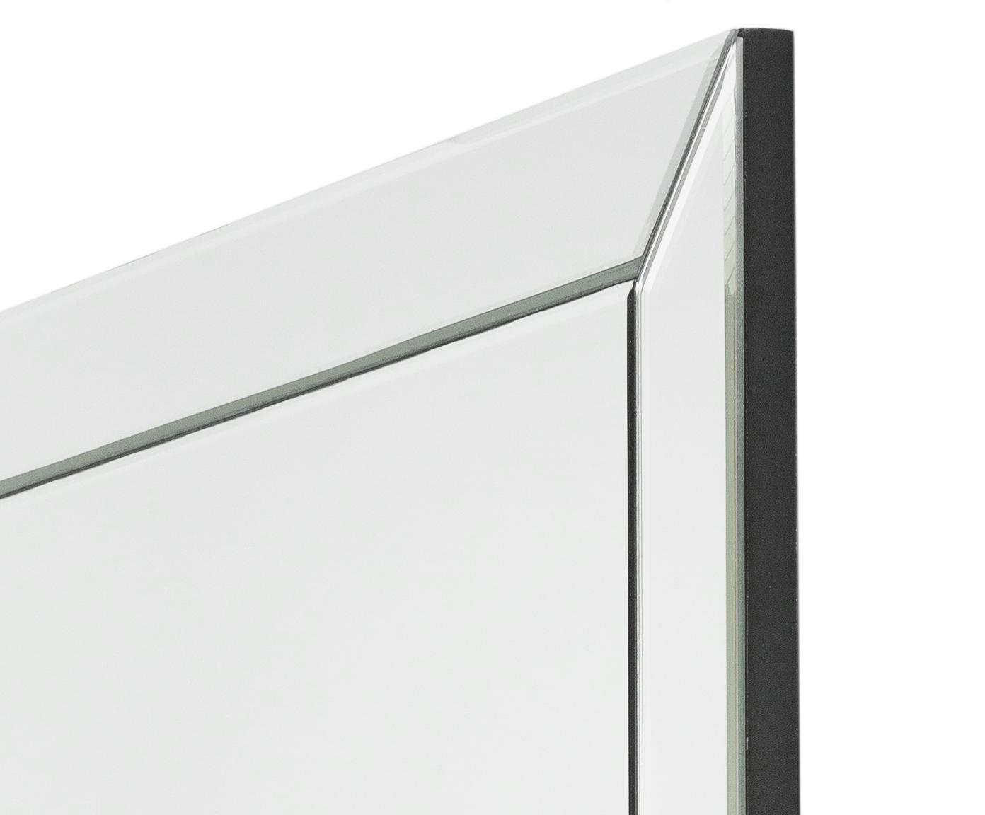 Lustro ścienne Marion, Szkło lustrzane, S 60 x W 90 cm