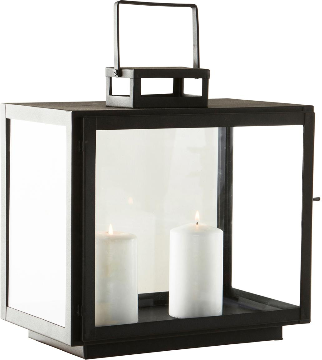 Farolillo Lacie, Metal, Negro, An 32 x Al 33 cm