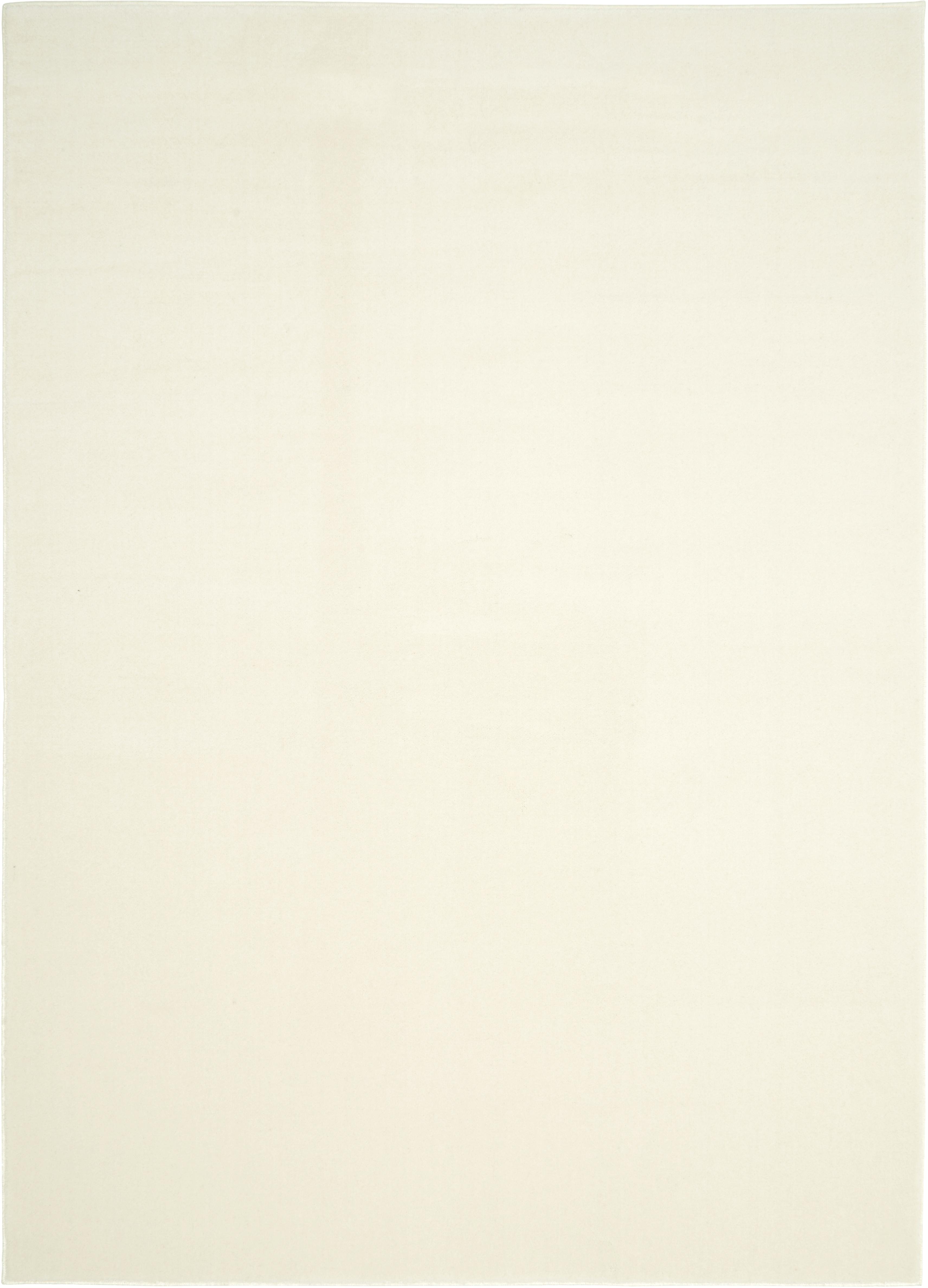 Tappeto in lana beige Ida, Retro: poliestere, Beige, Larg.160 x Lung. 230 cm  (taglia M)