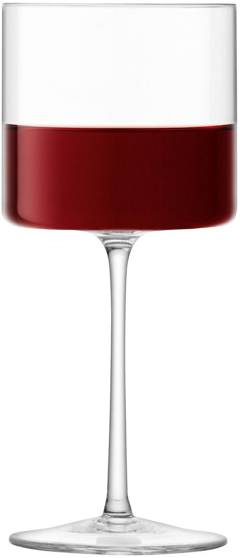 Weingläser Otis, 4er-Set, Glas, Transparent, Ø 8 x H 19 cm