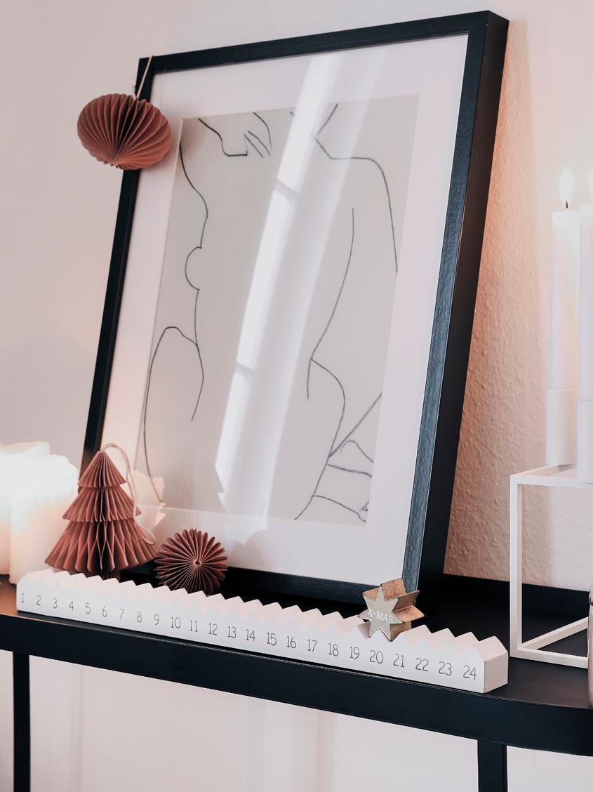 Impresión digital enmarcada Matisse: Nu Accroupi, Parte trasera: fibra de densidad media, Multicolor, An 43 x Al 60 cm