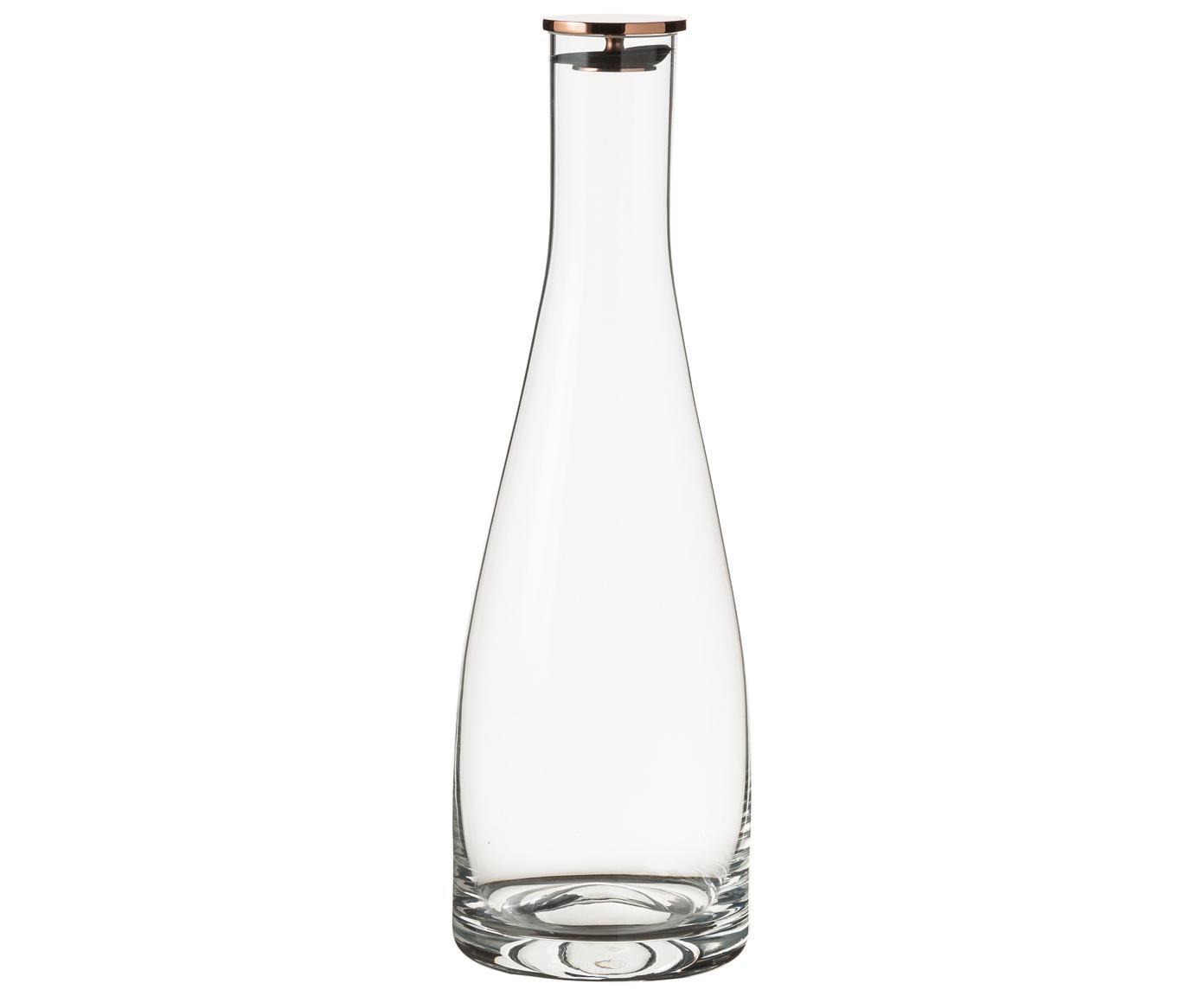 Karafka do wody Flow, Szkło, Transparentny, 1 l