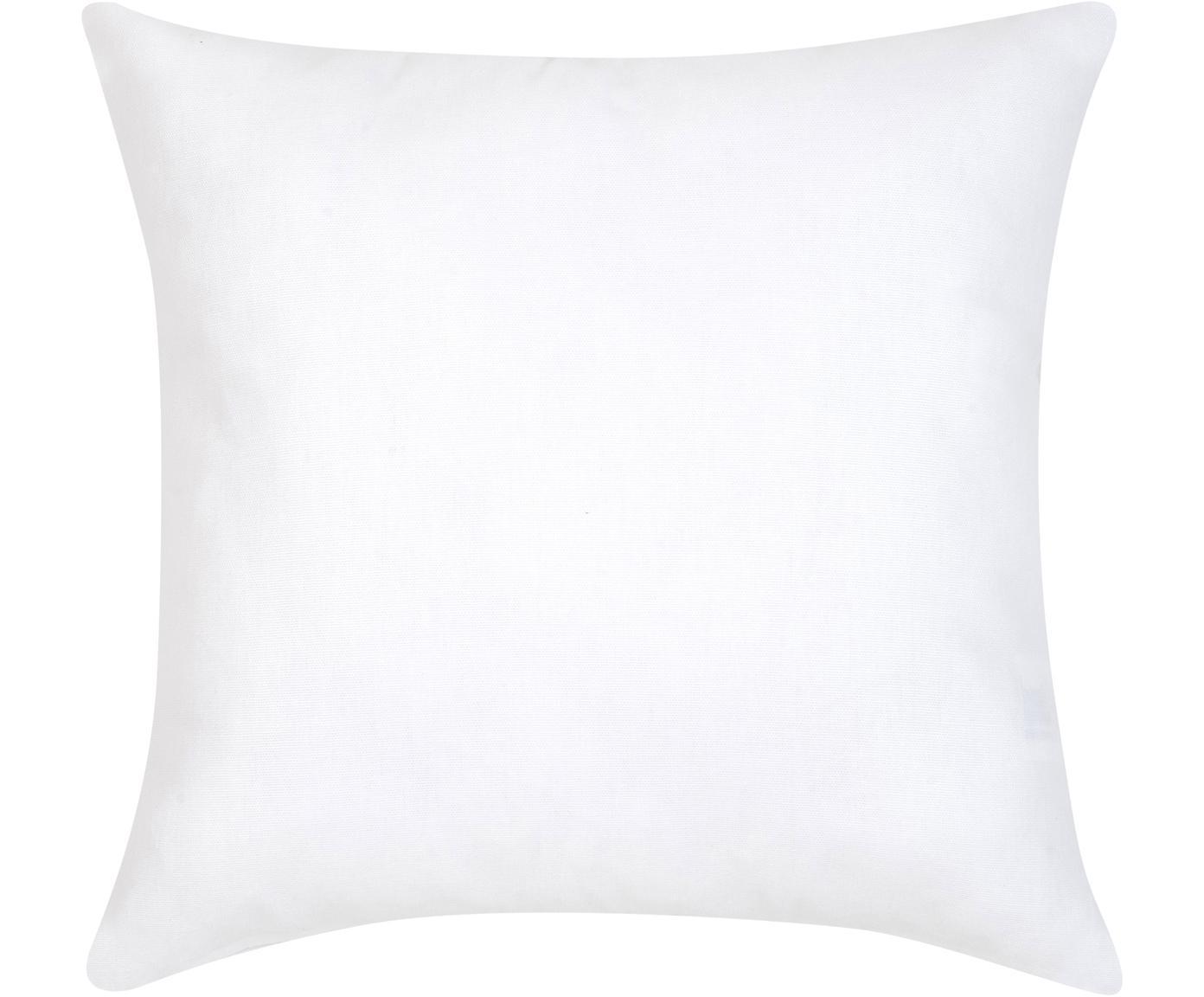 Kissenhüllen Noel, 2er-Set, Baumwolle, Schwarz, Weiß, 40 x 40 cm