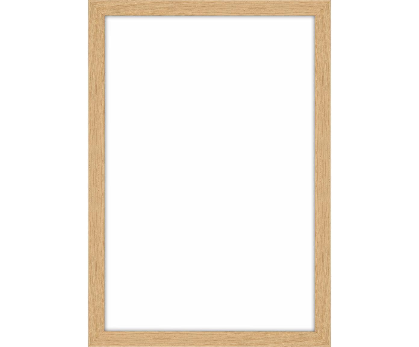 Fotolijstje Duo, Lijst: aluminium, folie, Lichtbruin, 10 x 15 cm