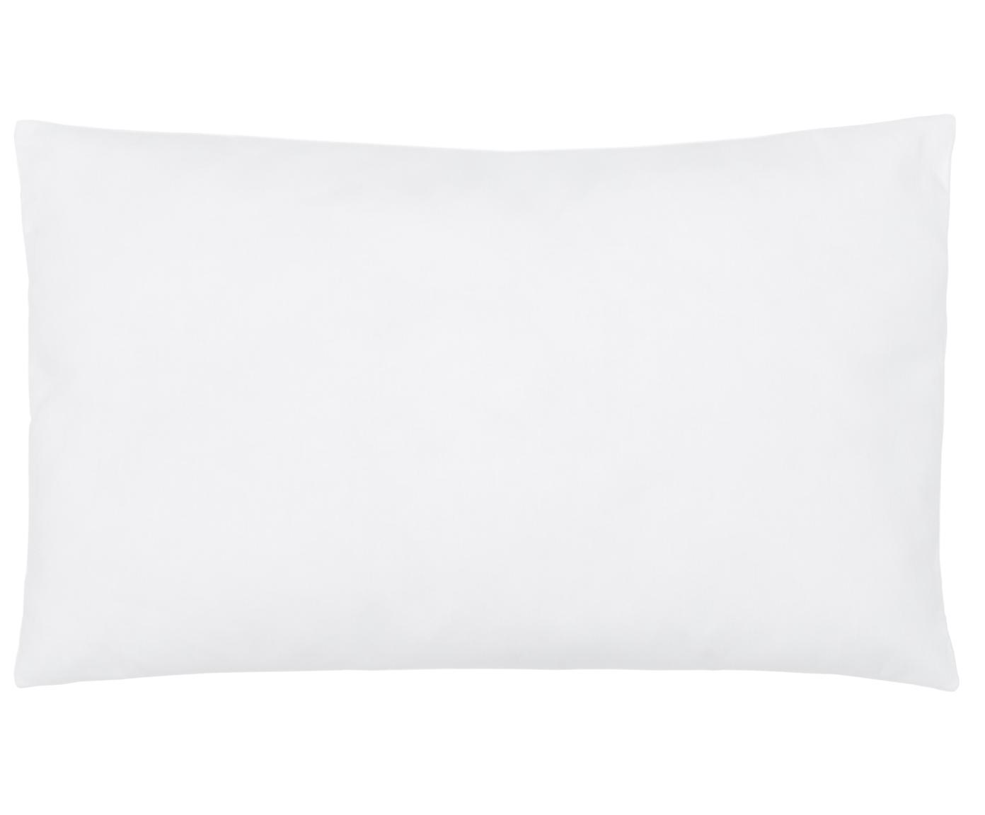 Kissen-Inlett Sia, 30x50, Microfaser-Füllung, Hülle: 100% Baumwolle, Weiss, 30 x 50 cm