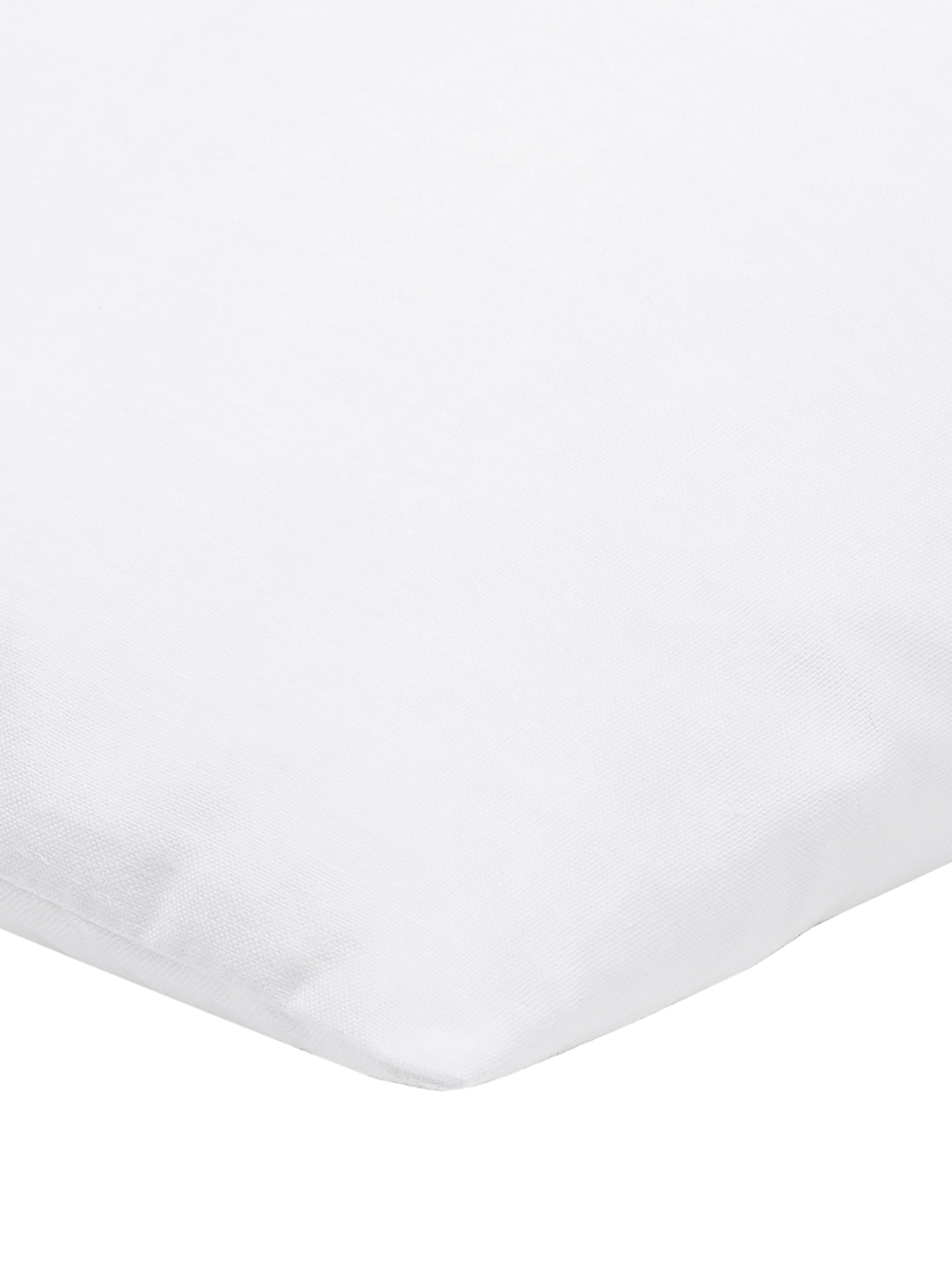 Imbottitura per cuscini in microfibra Sia, 30 x 50, Bianco, Larg. 30 x Lung. 50 cm