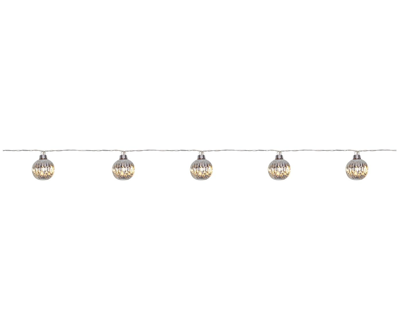 LED lichtslinger Solo, Zilverkleurig, L 170 x H 4 cm