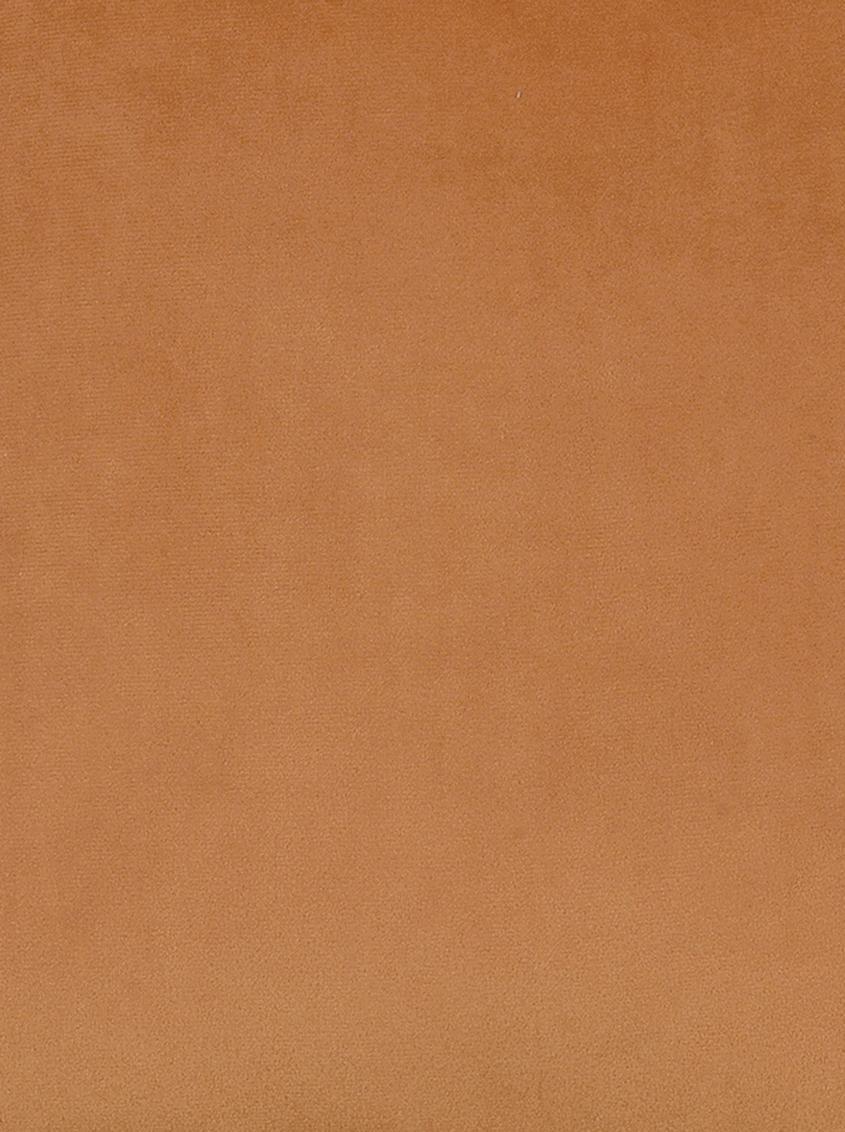Coussin 45x45 déco Fringes, Orange