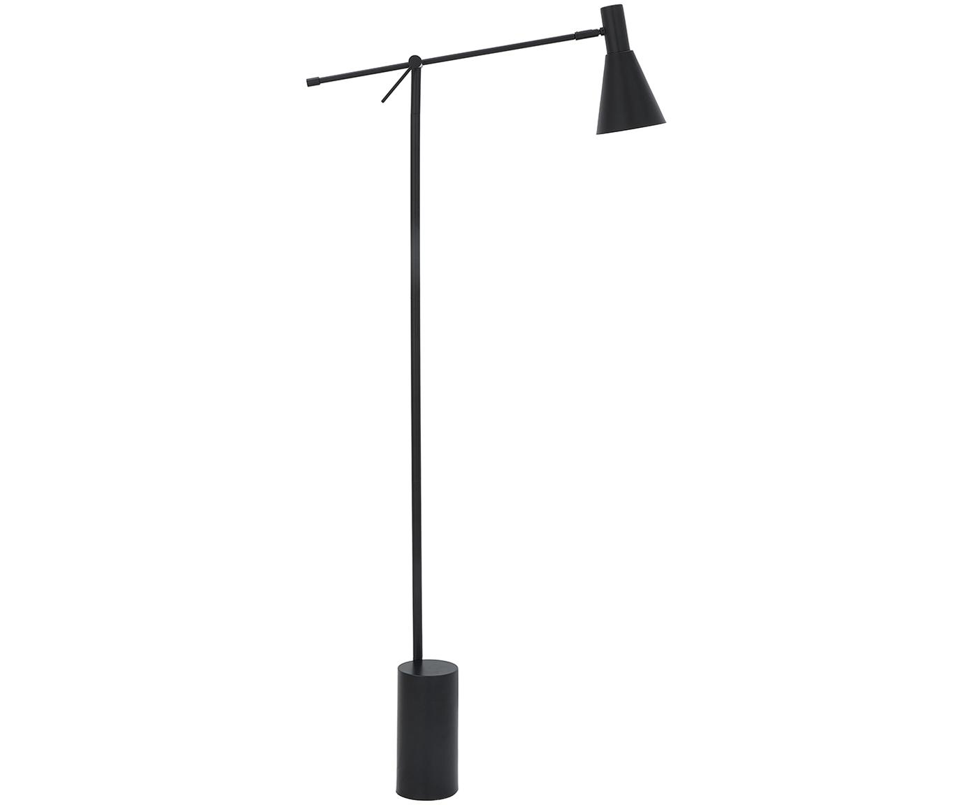Lampa podłogowa Sia, Czarny, S 14 x W 162 cm