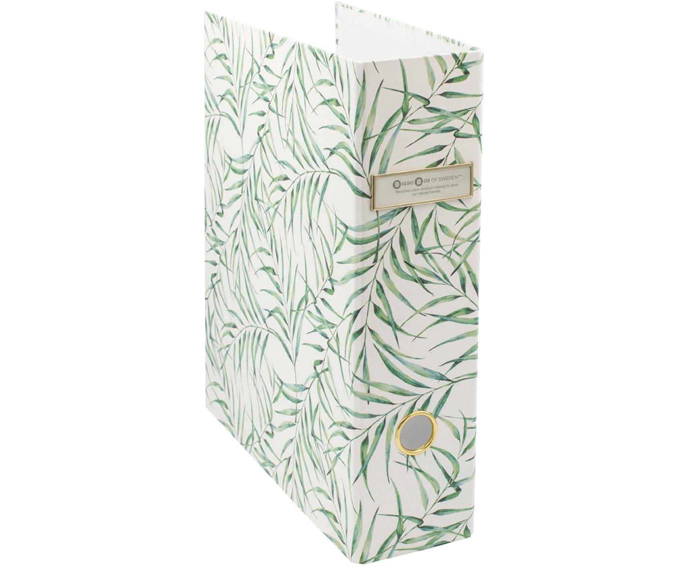 Cartella portadocumenti Breeze, Bianco, verde, Larg. 29 x Alt. 32 cm