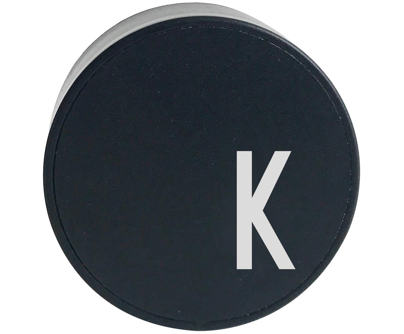 Oplader MyCharger (varianten van A tot Z), Kunststof, Zwart, Oplader K