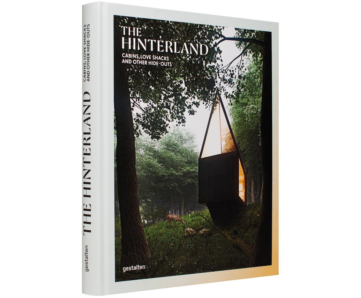 Album The Hinterland, Papier, twarda okładka, Wielobarwny, 24 x 30 cm