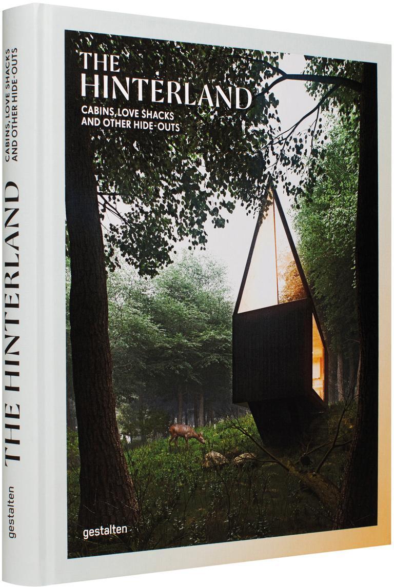 Bildband The Hinterland, Papier, Hardcover, Mehrfarbig, 24 x 30 cm