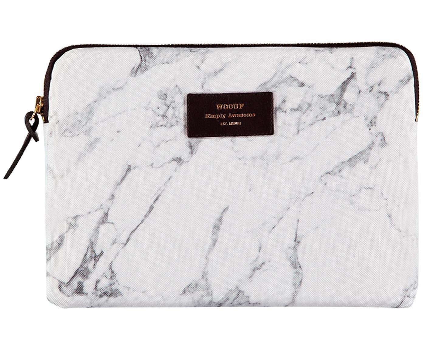 iPad Air Hülle White Marble, Weiß, 24 x 17 cm