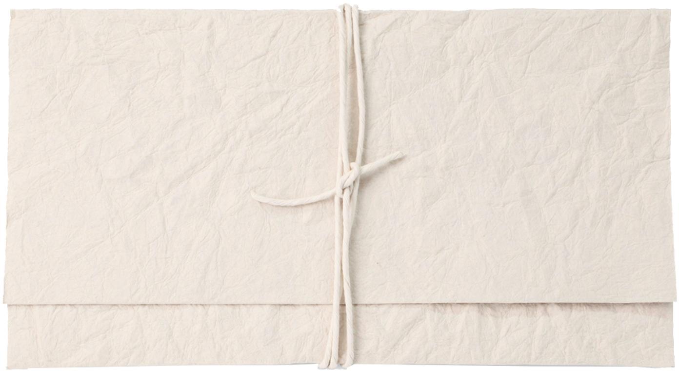 Busta Soft, Carta, Color crema, Larg. 27 x Alt. 15 cm