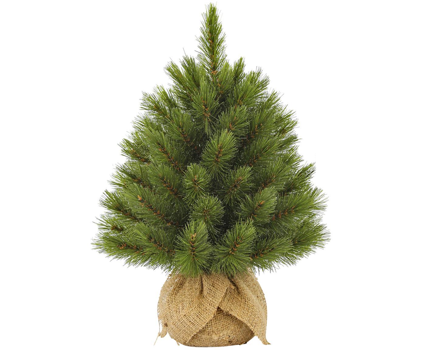Decoratieve kerstboom Forest, Groen, Ø 36 x H 45 cm