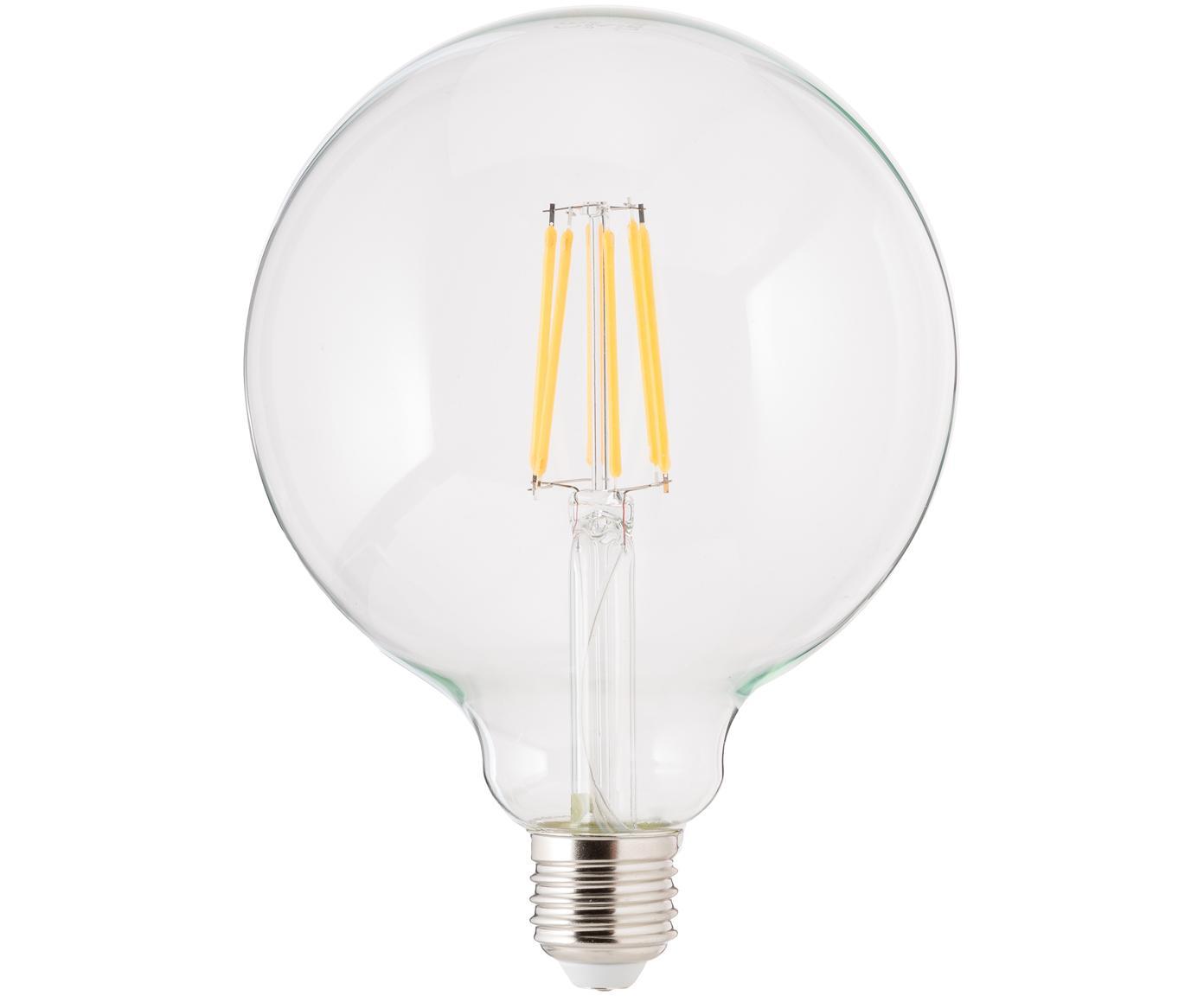Lampadina dimmerabile Fenel (E27 / 8Watt), Lampadina: vetro, Trasparente, Ø 12 x A 18 cm