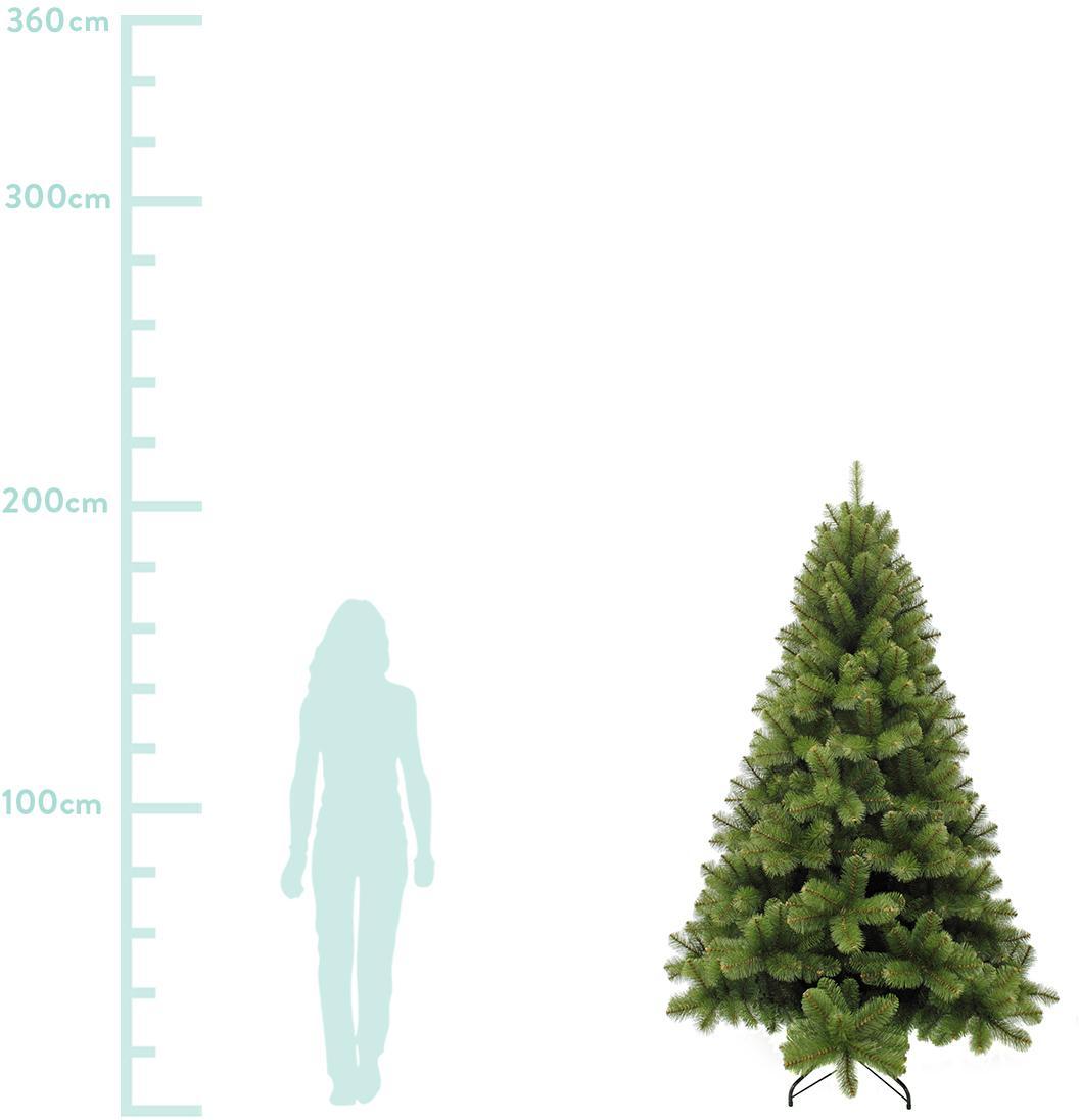 Künstlicher Weihnachtsbaum Rochdale, Grün, Ø 132 x H 215 cm