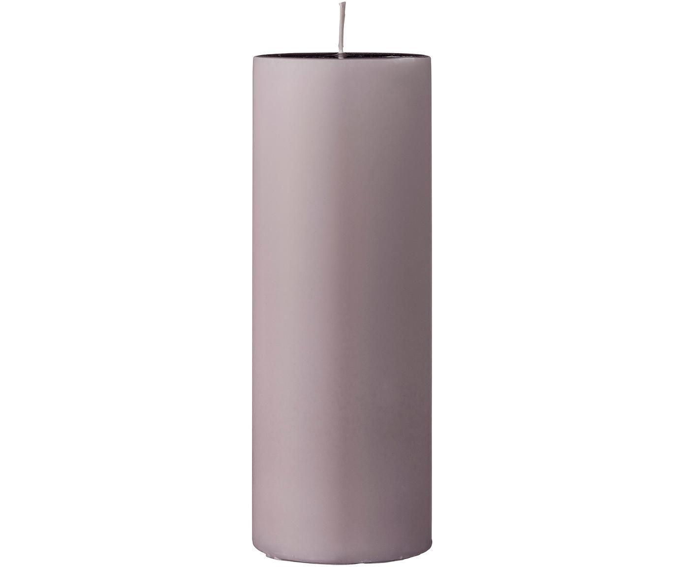 Candela profumata Lulu, Cera, Rosa, Ø 7 x Alt. 20 cm