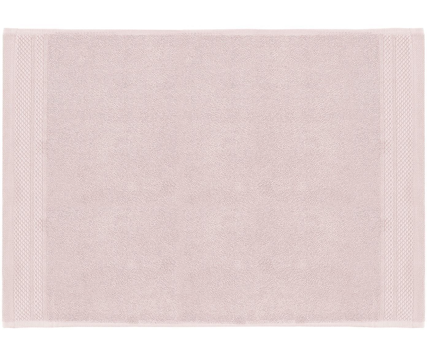 Mata łazienkowa Premium, 100% bawełna, wysoka jakość 600 g/m², Brudny różowy, S 50 x D 70 cm