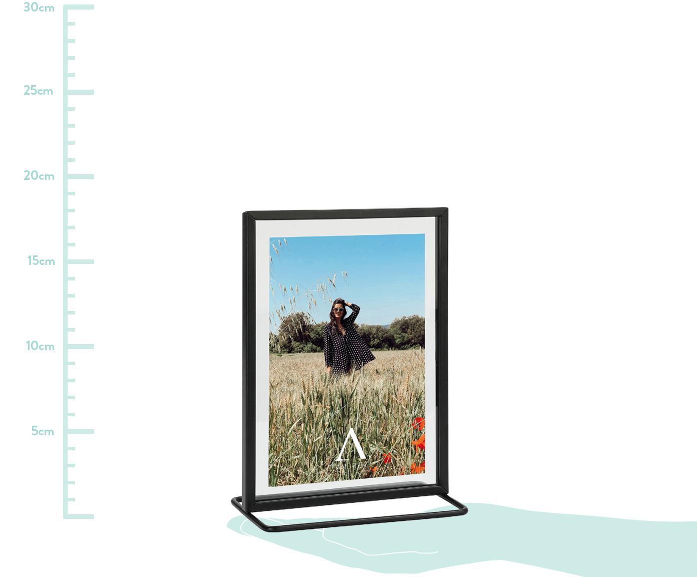 Ramka na zdjęcia Memo, Czarny, 13 x 18 cm