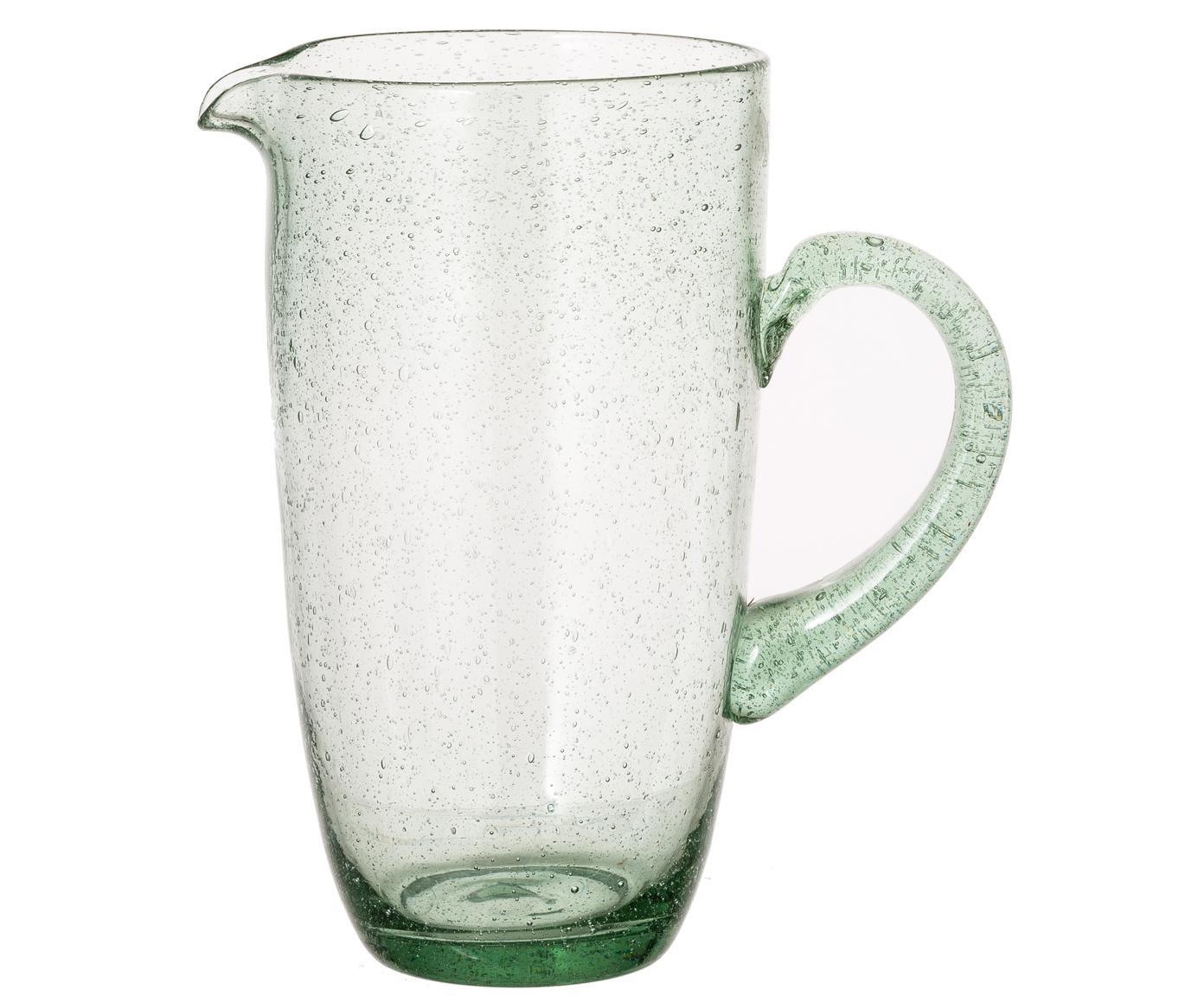 Dzbanek Victor, Szkło, Jasny zielony, 1,1 l