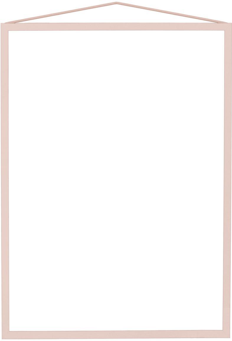 Ramka na zdjęcia Colour Frame, Blady różowy, 30 x 42 cm