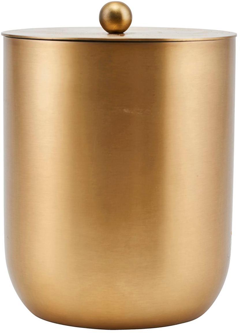 Secchiello per ghiaccio in oro Alir, Acciaio inossidabile, ottone, Ottonato, Ø 12 x Alt. 15 cm