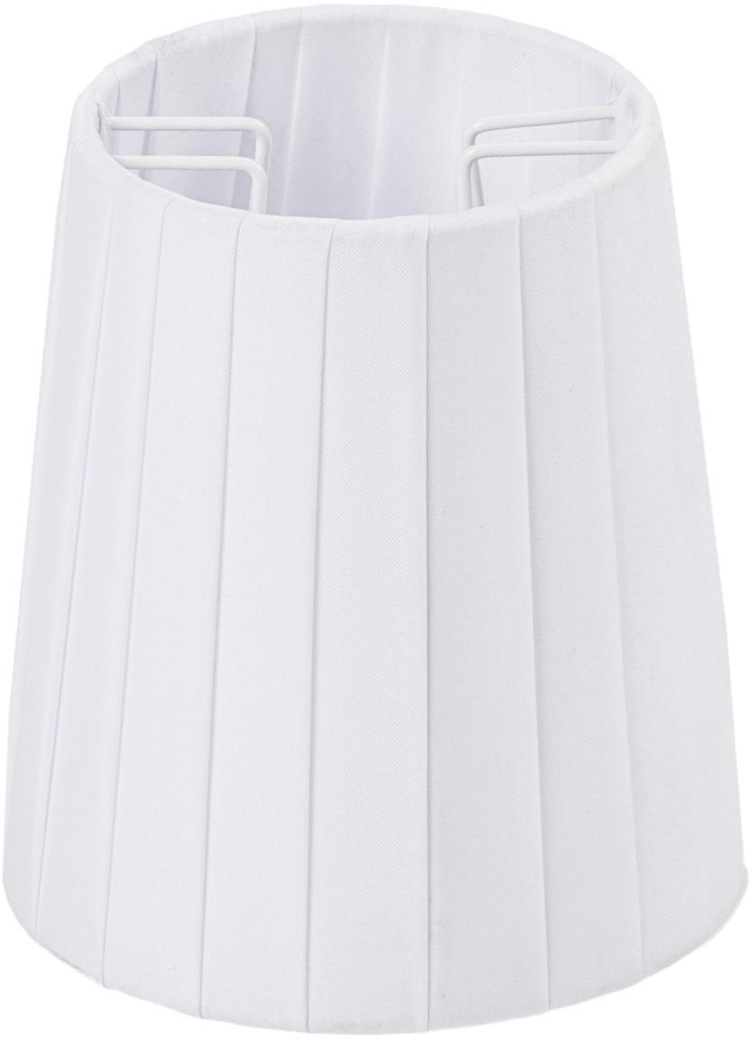 Pantalla de diseño Monkey, Estructura: metal, Blanco, Ø 9 x Al 12 cm