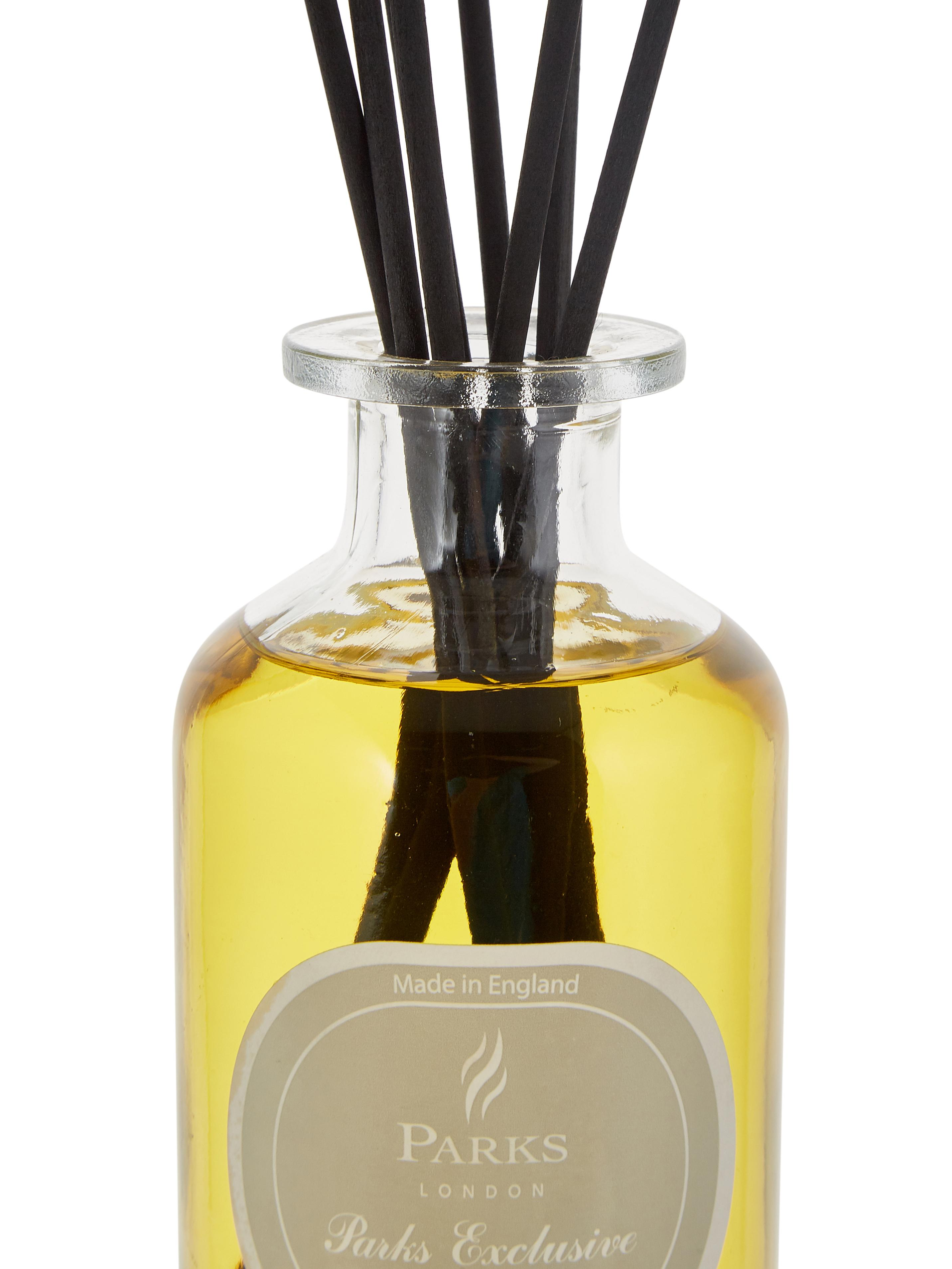 Diffuser Parks Exclusive No.1 (Sandelholz & Vanille), Transparent, Hellbraun, Grau, 250 ml