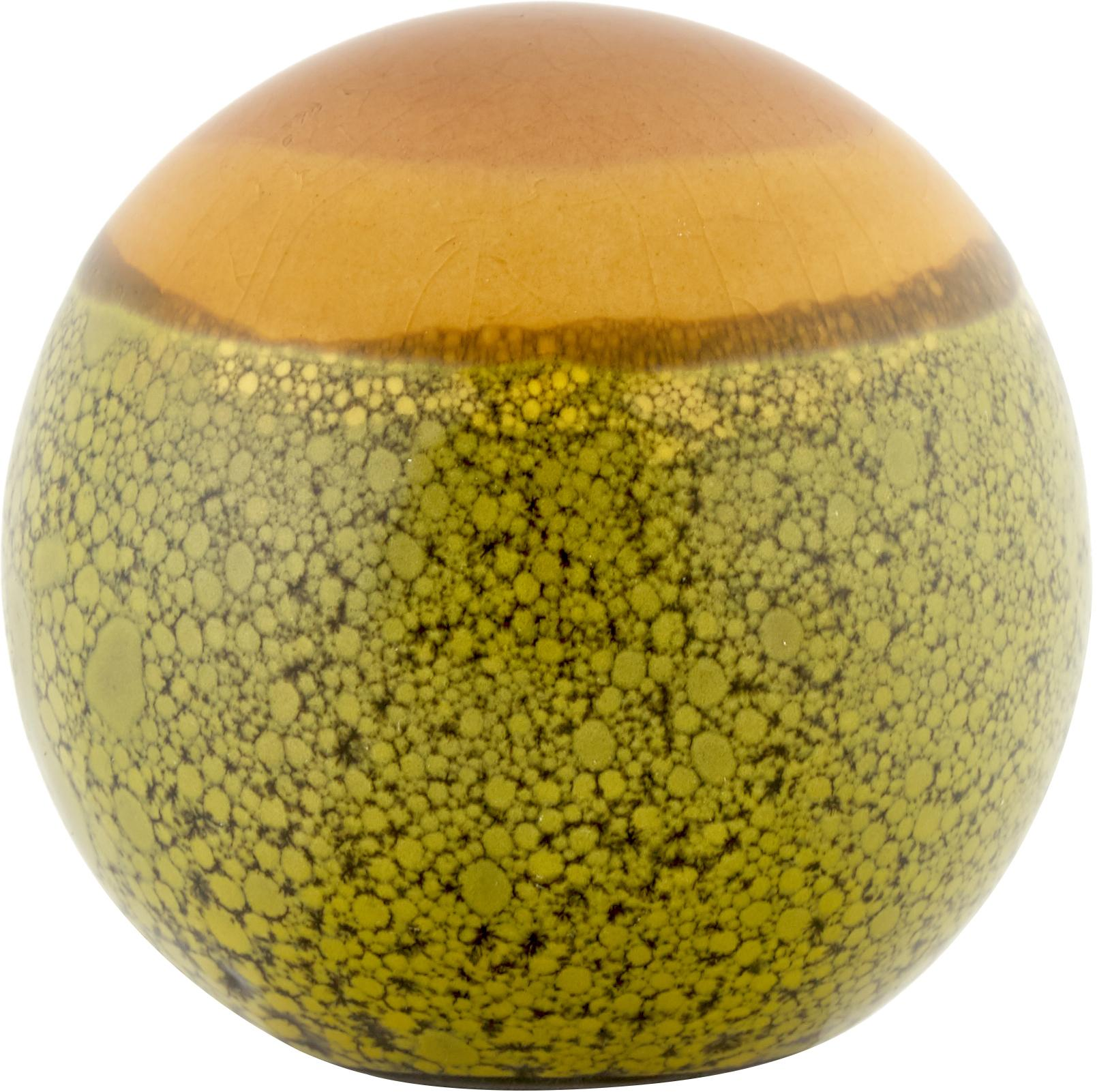 Komplet kul dekoracyjnych Energy, 5 elem., Kamionka, Wielobarwny, Ø 8 cm