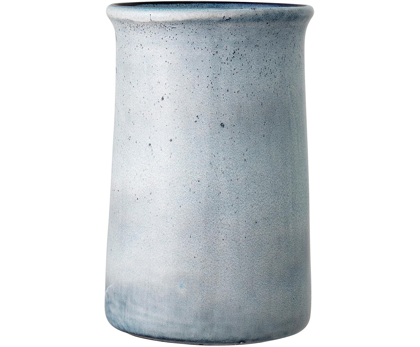 Flessenkoeler Sandrine, Keramiek, Blauw, Ø 15 cm